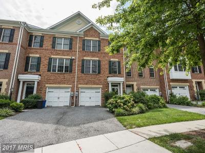Baltimore Single Family Home For Sale: 712 Abell Ridge Circle