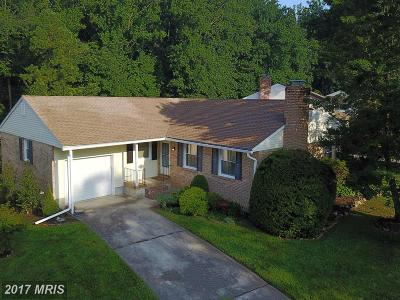 Cockeysville MD Single Family Home For Sale: $349,900