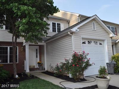 Hunt Valley, Lutherville Timonium Townhouse For Sale: 12104 Cullane Court