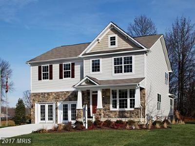 Catonsville Single Family Home For Sale: 25 Eden Terrace Lane