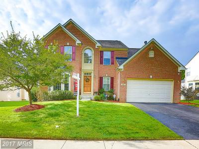 Owings Mills Single Family Home For Sale: 803 Queens Park Drive