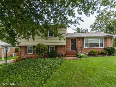 Lutherville Timonium Single Family Home For Sale: 812 Jamieson Road
