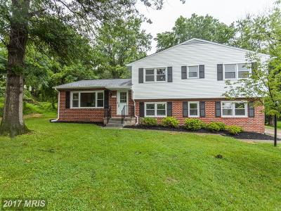 Luther Village, Lutherville, Lutherville Heights, Mays Chapel, Mays Chapel North, Meadowland, Meadowvale, Pot Spring Single Family Home For Sale: 808 Dartmoor Road