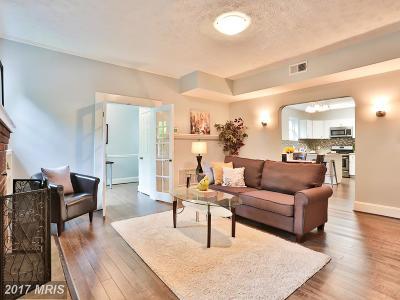 Baltimore Single Family Home For Sale: 11 Gwynn Lake Drive