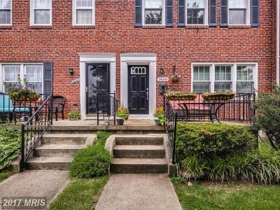 towson Condo For Sale: 1888 Edgewood Road