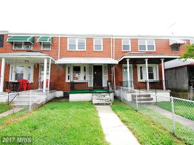 Back River Highlands, Back River Neck, Eastern Terrace, Edgewater, Essex, Holly Neck, Hopewell Pointe, Hyde Park, Macelee, Marlyn Terrace, Middleborough, Middlesex, Riverwood Park, Rockaway Beach, Waterview Condo For Sale: 233 Orville Road