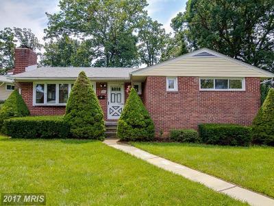 Lutherville Timonium Single Family Home For Sale: 1 Atherton Garth