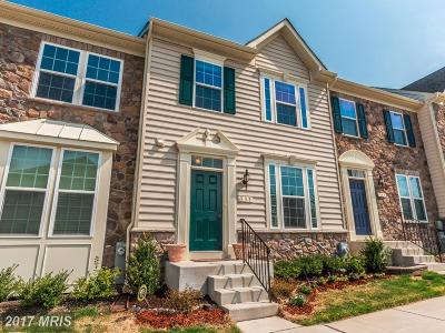 Reisterstown Townhouse For Sale: 339 Cherrystone Court