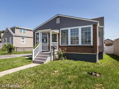 Single Family Home For Sale: 220 Ashwood Road