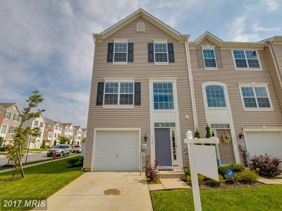 Randallstown Townhouse For Sale: 9338 Silver Charm Drive