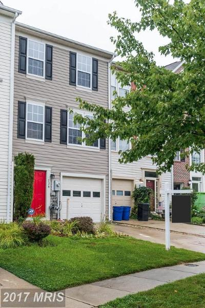 Owings Mills Townhouse For Sale: 128 Arbor Vista Lane