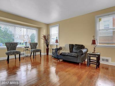 Baltimore Single Family Home For Sale: 3303 Mayfair Road