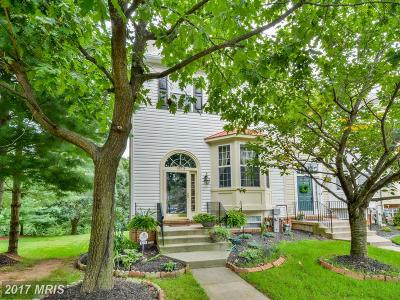Randallstown Townhouse For Sale: 4373 Breeders Cup Circle