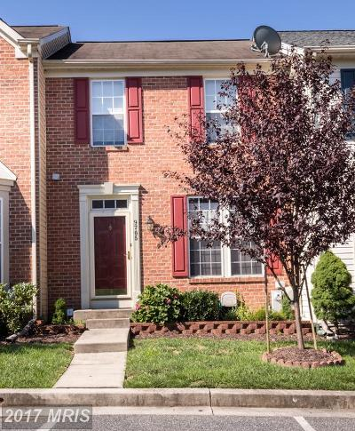 Perry Hall Townhouse For Sale: 9705 Morningview Circle