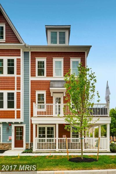 Towson Townhouse For Sale: 311 Davage Lane E #MODEL