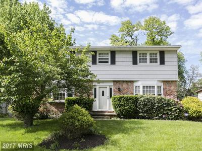 Randallstown Single Family Home For Sale: 9703 Tulsemere Road