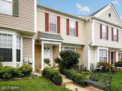 Reisterstown Townhouse For Sale: 10912 Baskerville Road
