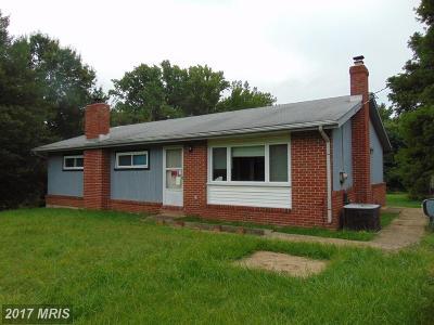 white marsh Single Family Home For Sale: 4835 Joppa Road