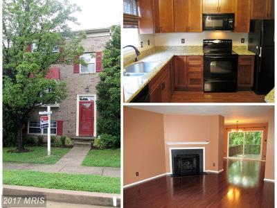 Baltimore Rental For Rent: 9211 Hines Estates Drive