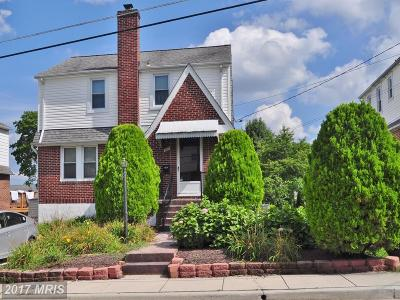 Baltimore Single Family Home For Sale: 7817 Clarksworth Place