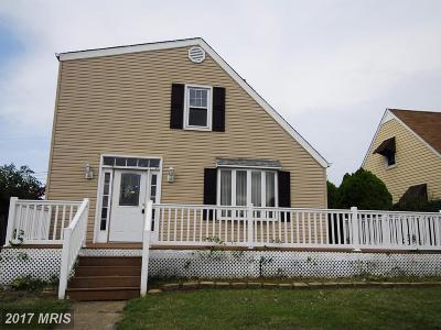 Baltimore Single Family Home For Sale: 1763 Brookview Road