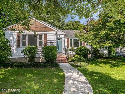 Towson Single Family Home For Sale: 211 Aigburth Road
