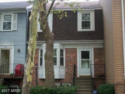Windsor Mill Single Family Home For Sale: 48 Kettle Court #8-8
