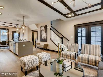 Towson Townhouse For Sale: 418 Virginia Avenue #32