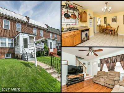 Dundalk Condo For Sale: 6840 Belclare Road