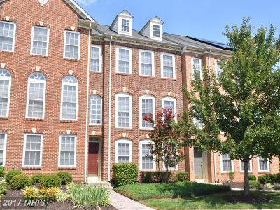 Perry Hall Townhouse For Sale: 9328 Indian Trail Way