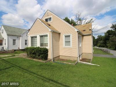 Baltimore Single Family Home For Sale: 5809 Westwood Avenue
