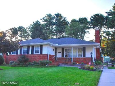 Lutherville Timonium Single Family Home For Sale: 2526 Londonderry Road