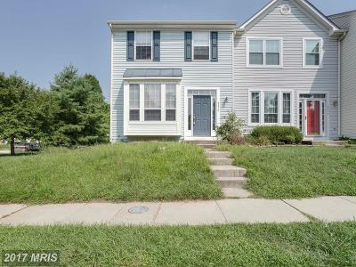 perry hall Townhouse For Sale: 8852 Fox Circle