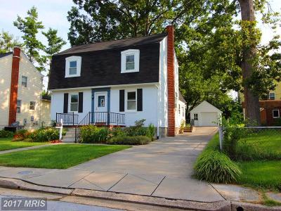 Parkville Single Family Home For Sale: 2912 Church Road
