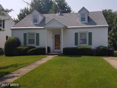 Single Family Home For Sale: 6504 Beechwood Road