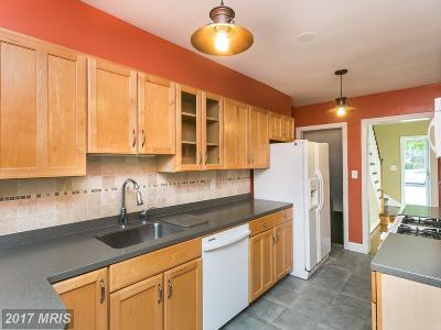 Baltimore Townhouse For Sale: 6418 Blenheim Road