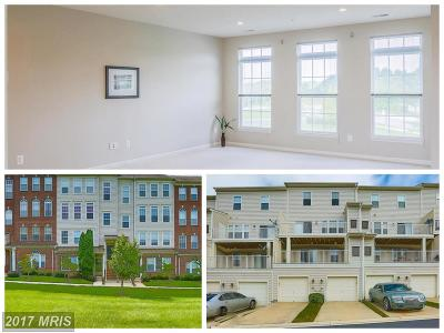 Owings Mills Townhouse For Sale: 11072 Alex Way