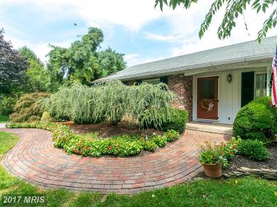 Baltimore Single Family Home For Sale: 1206 Brandy Springs Road