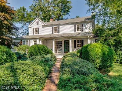 Baltimore Single Family Home For Sale: 15125 Dover Road