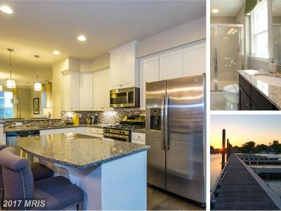 Baltimore Townhouse For Sale: 2003 Jetty Drive
