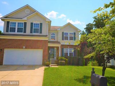 Reisterstown Single Family Home For Sale: 12405 Diploma Drive