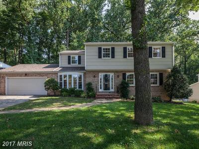 Baltimore Single Family Home For Sale: 2209 Forest Ridge Road