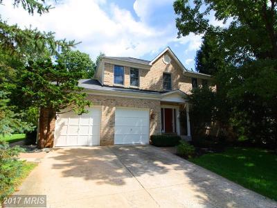 Cockeysville Single Family Home For Sale: 9 Ringleaf Court