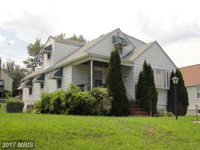 Parkville Single Family Home For Sale: 3339 Texas Avenue