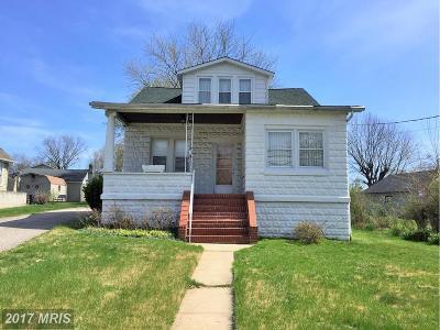 Baltimore Single Family Home For Sale: 8325 Philadelphia Road
