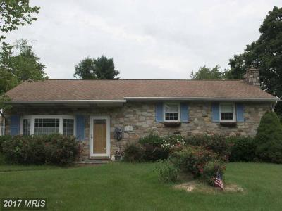 Baltimore Single Family Home For Sale: 1402 Mount Carmel Road