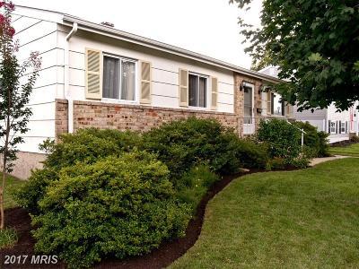 Single Family Home For Sale: 1409 Glenwilde Road