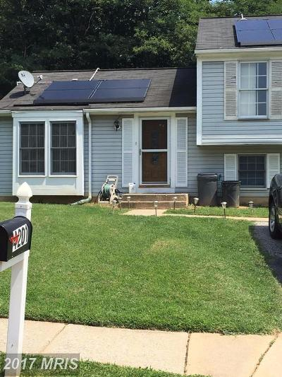Randallstown Single Family Home For Sale: 4201 Hanwell Road