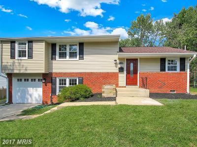 Lutherville Timonium Single Family Home For Sale: 126 Othoridge Road