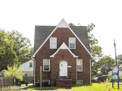 Parkville Single Family Home For Sale: 9001 Harford Road